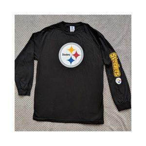 Men's NFL Steelers Long Sleeve